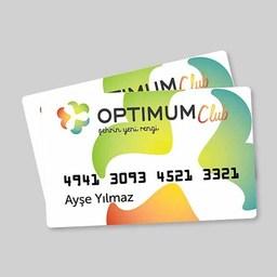 Optimum Club Kart Başvuru Noktası
