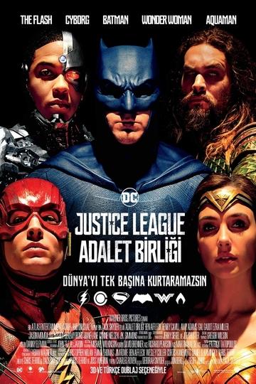 JUSTICE LEAGUE: ADALET BİRLİĞİ(7+ 13A)