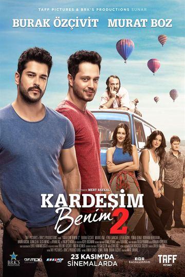KARDEŞİM BENİM 2 (13A 7+)