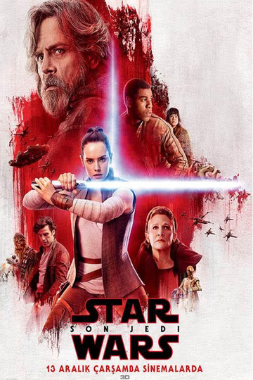 STAR WARS: SON JEDI (7+ 13A)