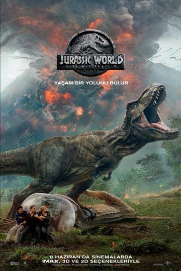 JURASSIC WORLD: YIKILMIŞ KRALLIK (13+)