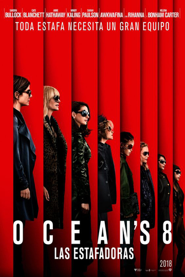 OCEAN'S 8 (13A 7+)