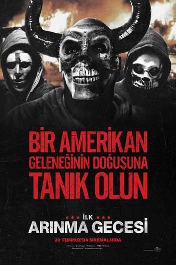 İLK ARINMA GECESİ (15+)