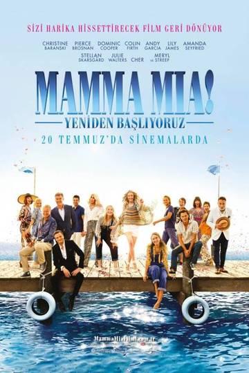 MAMMA MİA! YENİDEN BAŞLIYORUZ (7+)