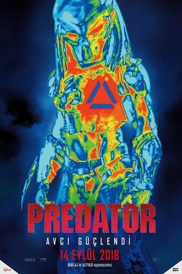 THE PREDATOR (15+)