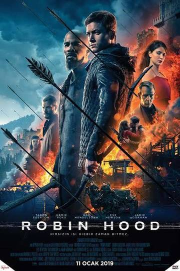 ROBIN HOOD (15+)